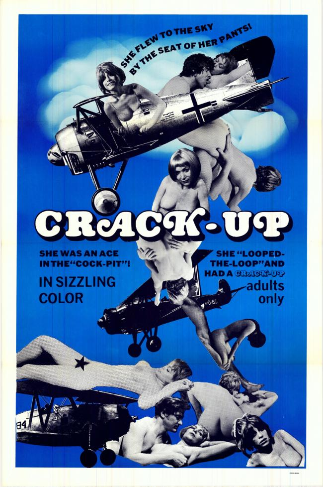 Crack-Up -Original Movie Poster