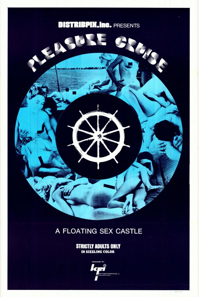 Pleasure Cruise - Original Movie Poster