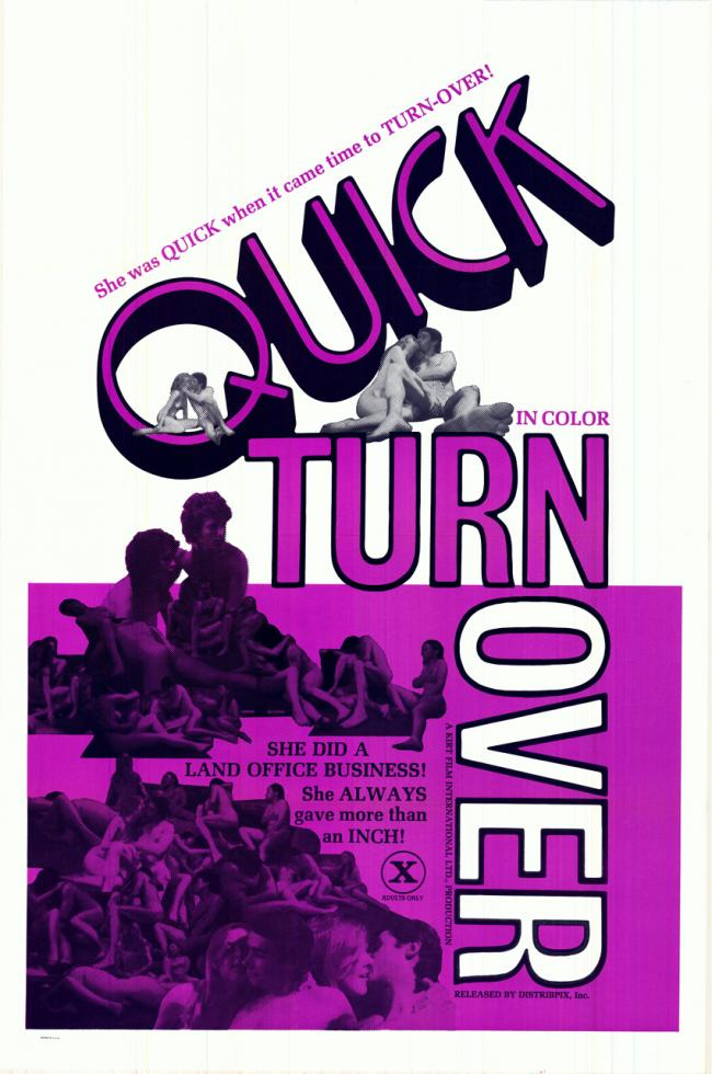 Quick Turn Over-Original Movie Poster