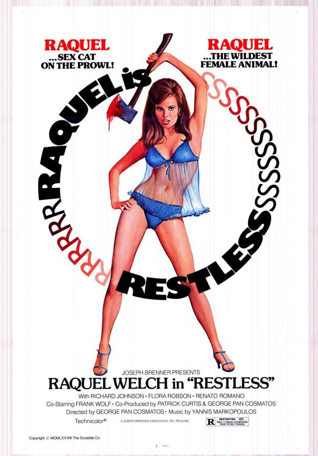 Restless -Original Movie Poster