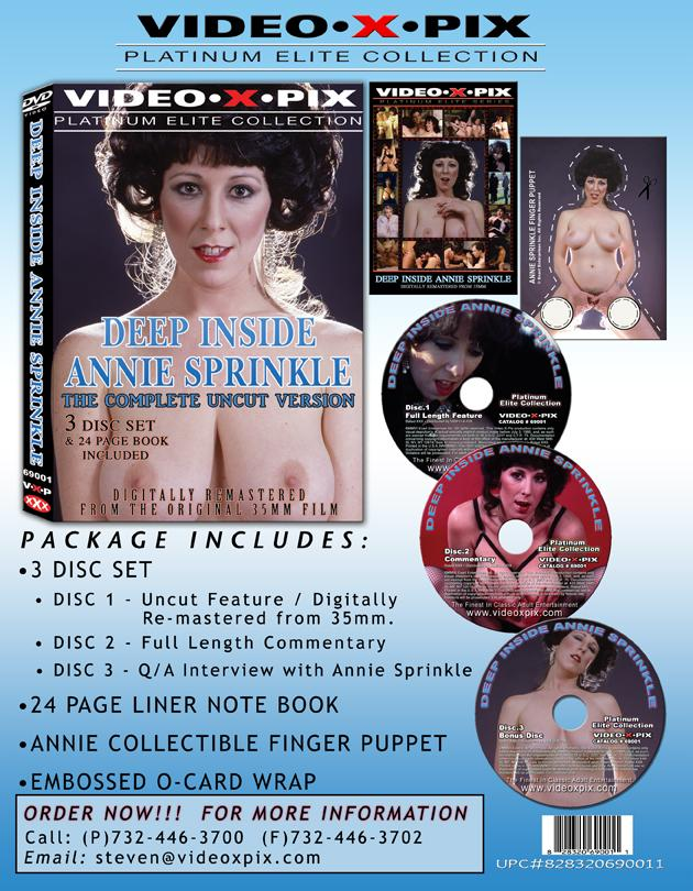 VXP sell sheet for the deluxe package
