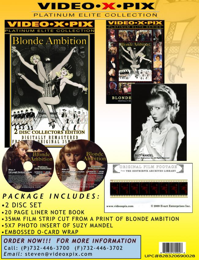 VXP sell sheet for this deluxe package