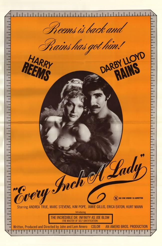 Every Inch A Lady - Original Movie Poster