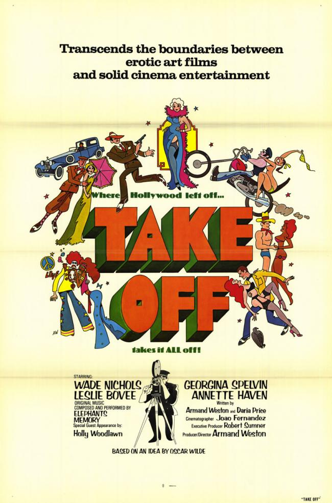 Take Off -  Original Movie Poster