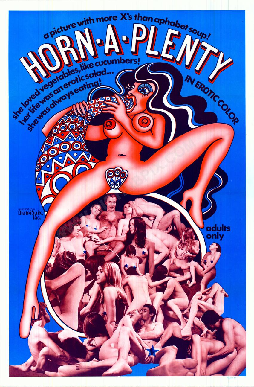 Horn-A-Plenty -Original Movie Poster