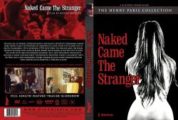 Naked Came The Stranger, Single Version DVD- Full Box Cover