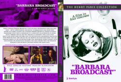 Barbara Broadcast Single DVD Version, Full Front/Back Cover
