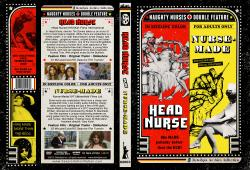 The Naughty Nurses Double Feature (Head Nurse/Nurse-Made) DVD