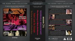 The Henry Paris Collection- 5 Pack Collector's Box Set - DVD slip case