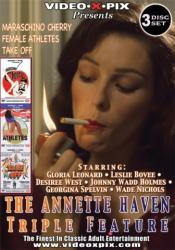 The Annette Haven Triple Feature - 3 Pack DVD