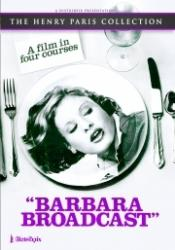 Barbara Broadcast Single DVD Version, Front Cover