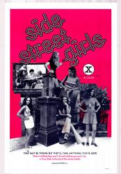 Side Street Girls - Original Movie Poster