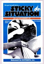 Sticky Situation- Original Movie Poster