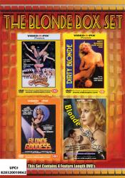The Blonde Box Set - 4 Pack DVD