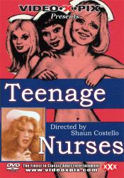 Teenage Nurses DVD