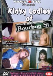 Kinky Ladies of Bourbon Street DVD