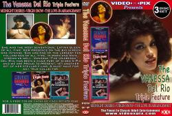 The Vanessa Del Rio Triple Feature -3 Pack