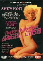The Erotic World Of Angel Cash DVD