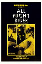 All Night Rider Movie Poster