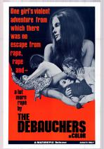 The Debauchers Movie Poster