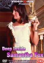 Deep Inside Samantha Fox DVD