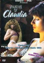 Violation of Claudia DVD
