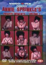 Annie Sprinkle's Private Moments Volume 1 DVD