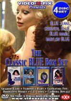 The Classic Blue Box Set - 4 Pack DVD