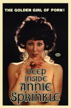 Deep Inside Annie Sprinkle Movie Poster