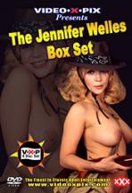 The Jennifer Welles Box Set - 4 Pack DVD