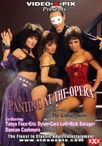 Panting At The Opera DVD