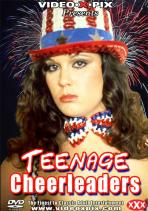 Teenage Cheerleaders DVD