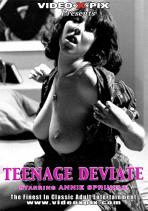 Teenage Deviate DVD